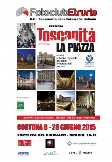 """Mostra """"Toscanità"""" a Cortona"""
