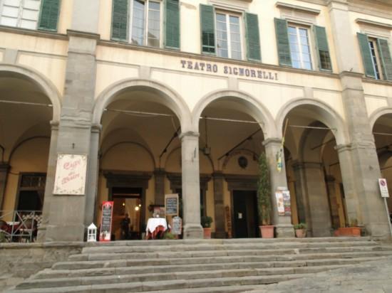 Teatro Signorelli di Cortona