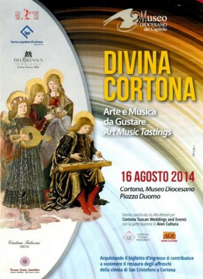 Divina Cortona Agosto 2014