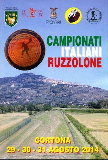 Campionati italiani di lancio del ruzzolone