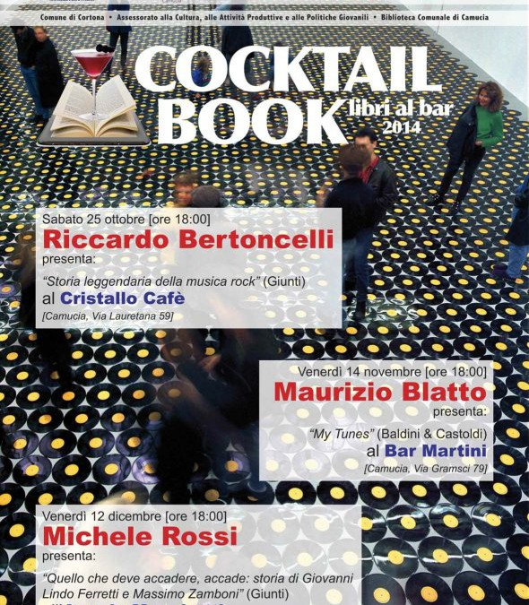 Cocktail Book a Camucia