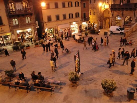 Capodanno a Cortona