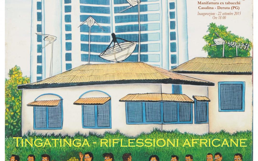 """Mostra """"Tingatinga – Riflessioni africane"""""""