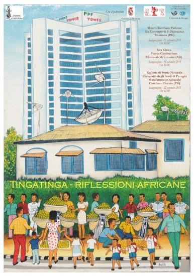 Tingatinga - Riflessioni africane