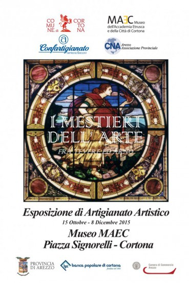 I Mestieri dell'Arte fra Tevere e Arno
