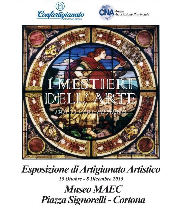 """Mostra """"I Mestieri dell'Arte fra Tevere e Arno"""""""