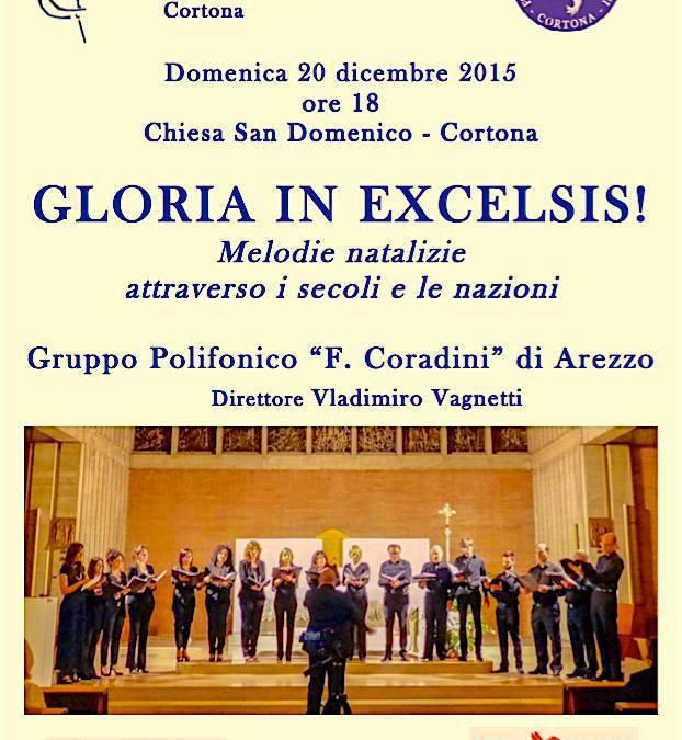 """Concerto """"Gloria in Excelsis"""" alla Chiesa di San Domenico"""