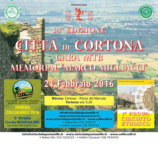 Trail Città di Cortona