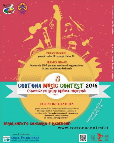 Cortona Music Contest