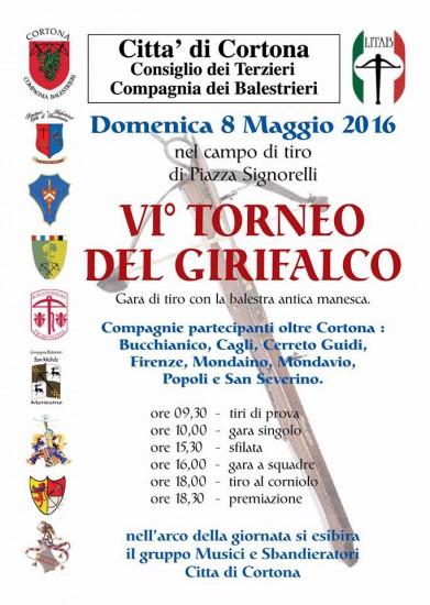 Torneo del Girifalco a Cortona