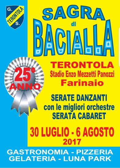 Sagra di Bacialla a Terontola, edizione 2017