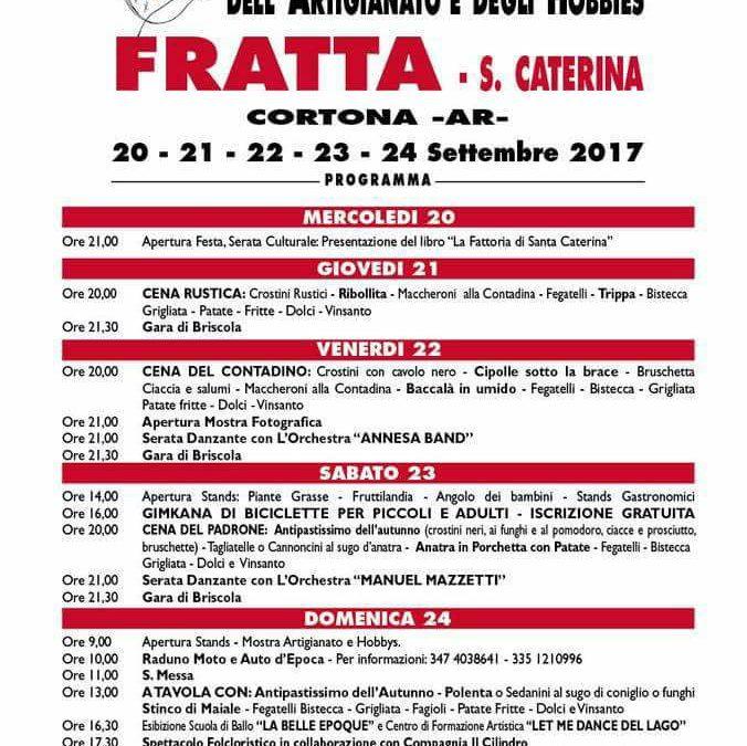 Festa dell'Autunno a Fratta