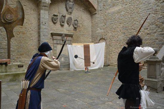Torneo della Civetta a Cortona