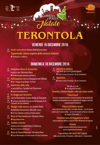 Natale a Terontola 2016