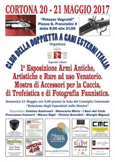Esposizione Armi Antiche a Cortona