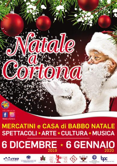 Natale a Cortona 2019